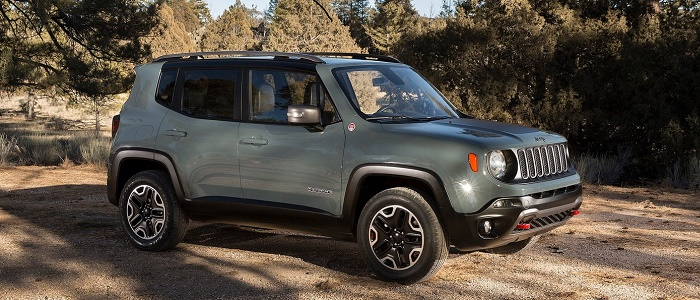 Jeep Renegade  1.6 MultiJet AWD