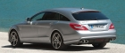 2010 Mercedes Benz CLS Shooting Brake