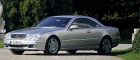 2002 Mercedes Benz CL (C 215 restyle)