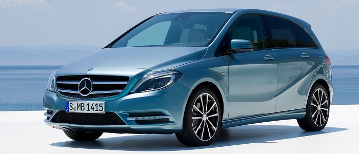 Mercedes Benz B  220 4MATIC