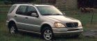 1998 Mercedes Benz ML (W 163)