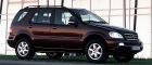 2001 Mercedes Benz ML (W 163 restyle)