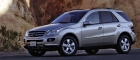 2005 Mercedes Benz ML (W 164)