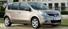 2009 Nissan Note (Note E11 restyle)