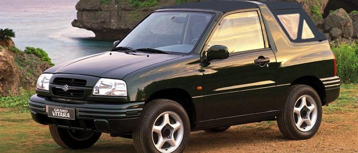 suzuki grand vitara cabrio 2 0 1998 2005 automanijak. Black Bedroom Furniture Sets. Home Design Ideas