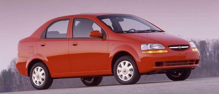 Chevrolet Kalos 1 4 2002 2008 Automanijak