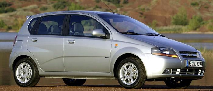 Chevrolet Kalos 1 2 2002 2008 Automanijak
