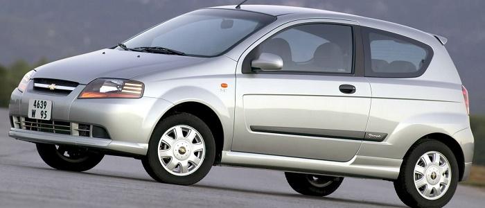 Chevrolet Kalos 1 2 Vs Hyundai Getz 1 1i Automanijak