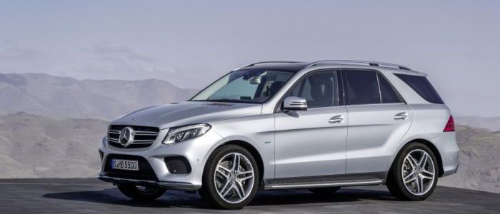 Mercedes Benz GLE  500e 4MATIC