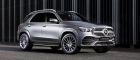2019 Mercedes Benz GLE (V 167)