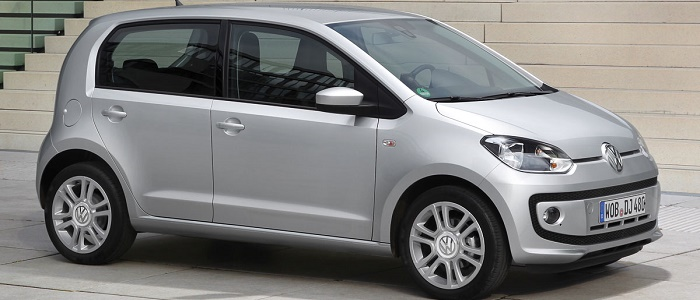 Volkswagen Up!  1.0 EcoFuel