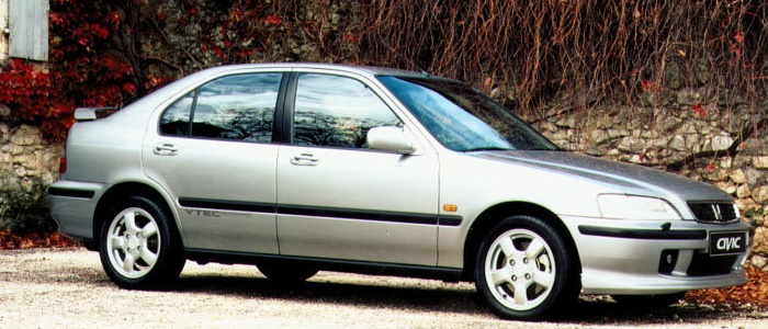 Honda Civic  1.8i VTi